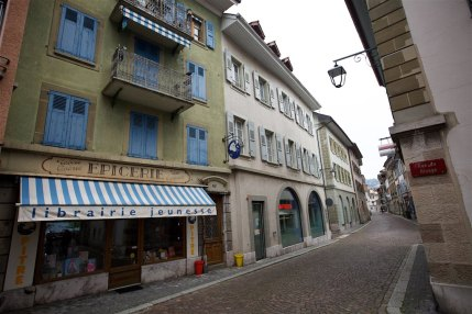 Time in Lausanne 28