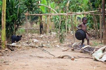 The Uganda countryside 12