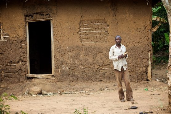 The Uganda countryside 20