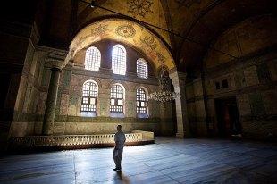 Hagia Sophia, Istanbul Turkey