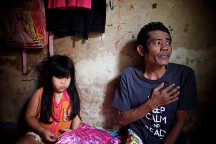 Photographing in Bangkok's Klong Toey Slum