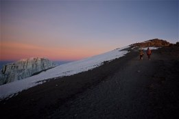 Summiting 19,341' Mount Kilimanjaro in Africa