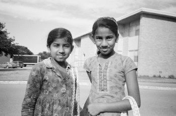So much love for these two little girls from India thank you Epsi Anitha Binu and Binu C Paul for sharing your family with us <3