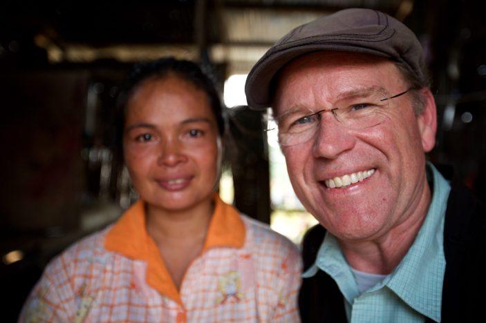 Sina from Poipet, Cambodia tells her story