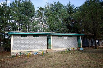 Kindergarten expansion