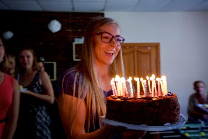 Toilk's birthday party