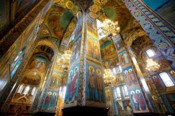The Church of the Savior on Spilled Blood 3