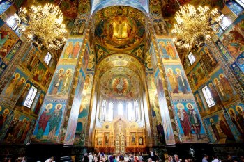 The Church of the Savior on Spilled Blood 5
