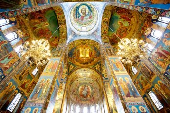 The Church of the Savior on Spilled Blood 6