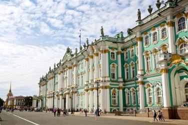 The Winter palace Hermitage museum