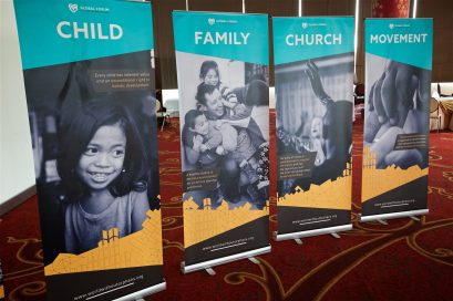 Photographs for banners at WWO Global Forum in Thailand