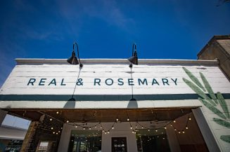 Thank you Caroline Williams Janeway and Lauren Doss for having lunch at Real and Rosemary, next time we have to get a photo together!
