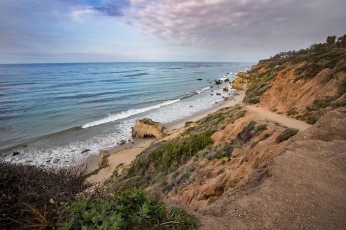 Beautiful El Matador Beach