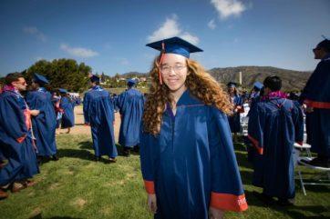 Our graduate!