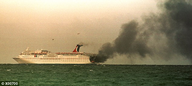 Carnival Ecstasy on Fire