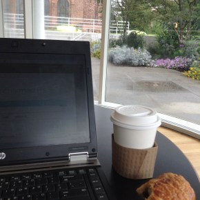 food for creative thought: how I incorporate writing into daily life