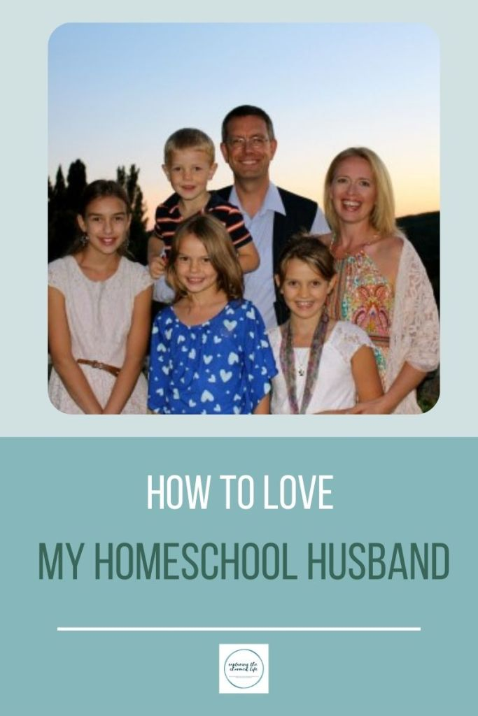 homeschool husband