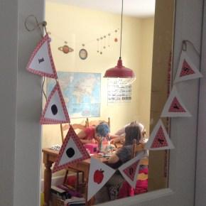 Homeschool: 100 Days Celebration