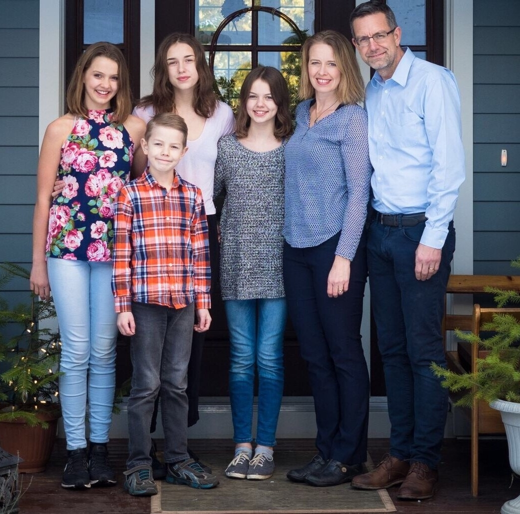 Our homeschool family, Hannah, Madelyn, Rachel and Zachary, has had 10+ years of building stories and living day-to-day memories with our fav four.