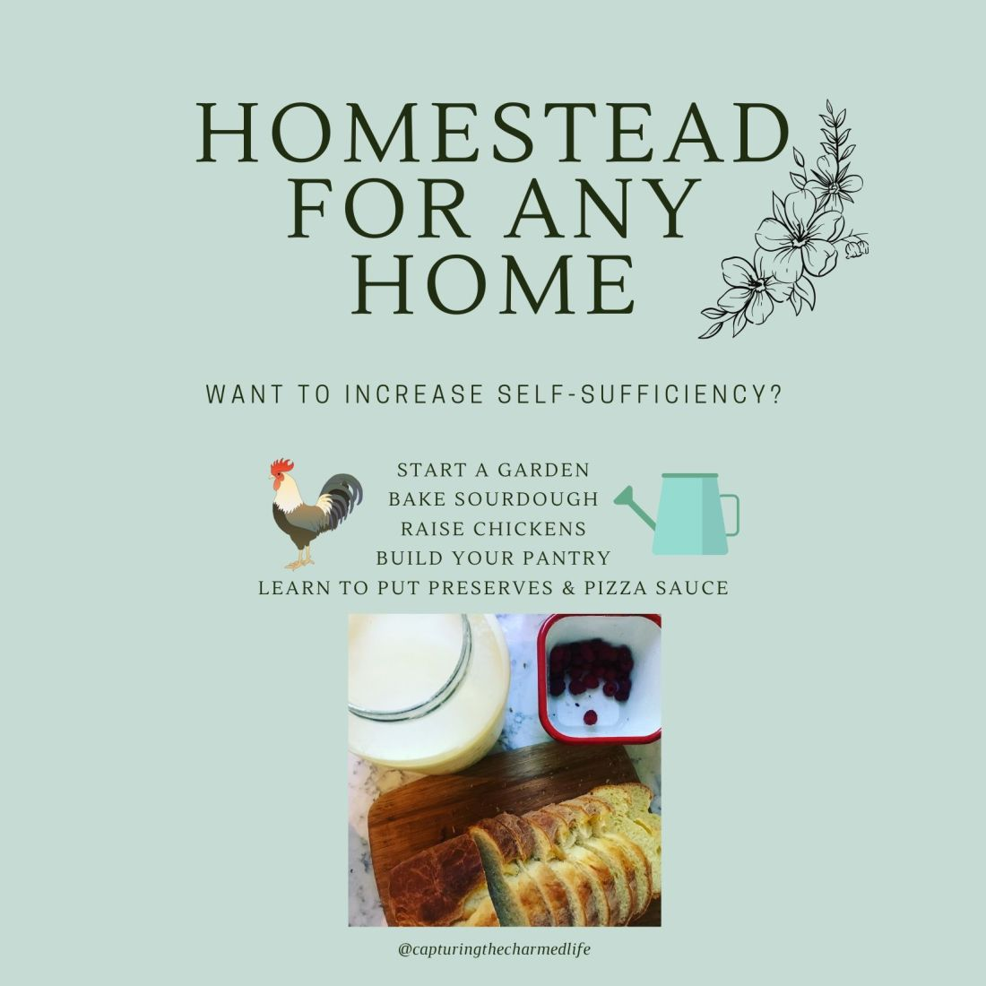 homestead for any home