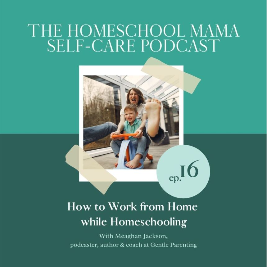 How to Work from Home while Homeschooling