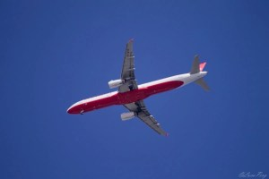 Aereo Paura di Volare