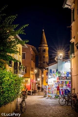 Caorle centro storico