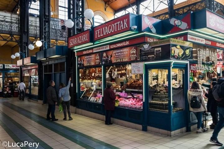 Mercato di Budapest