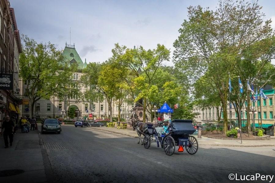 Cosa fare a Quebec city