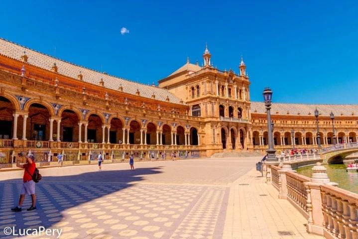 Piazza di Spagna Siviglia