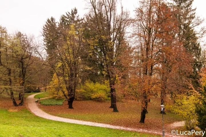 Parco Tivoli lubiana
