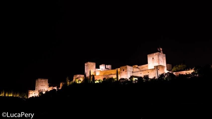 Alhambra di Notte