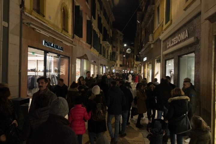 Viale Mazzini Verona