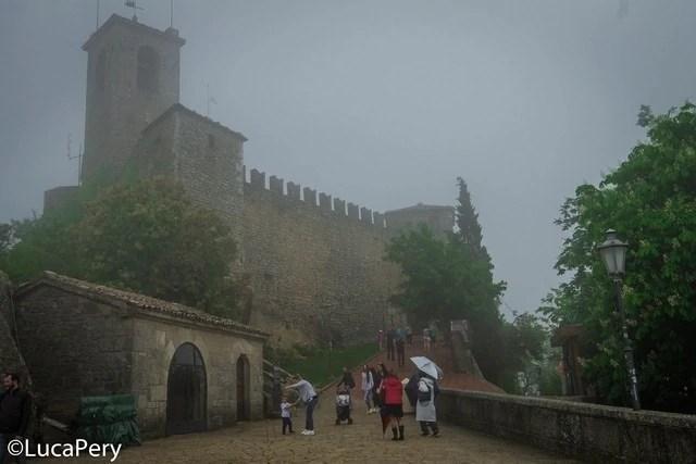 Torre cesta o Guaita