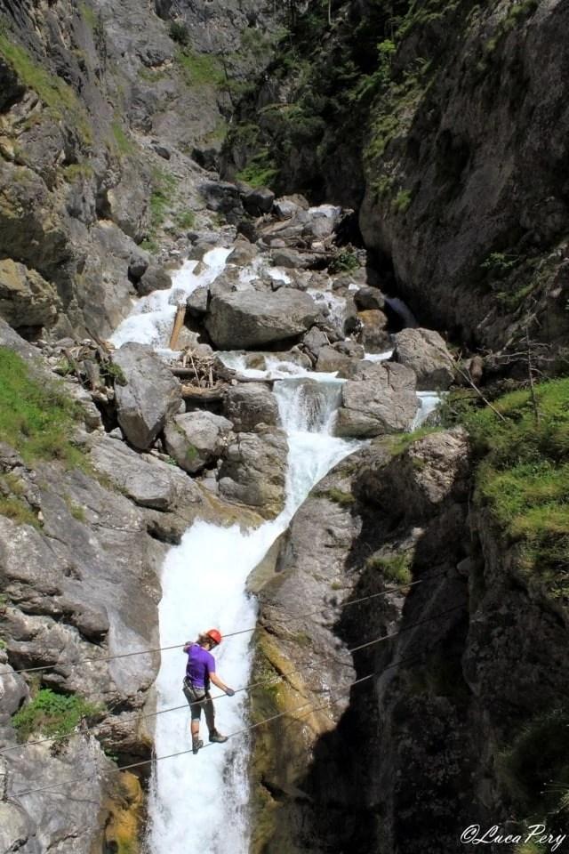 Cascate di Amlach