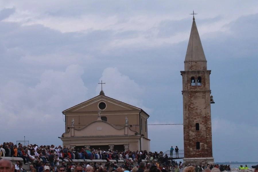 Processione della Madonna dell'Angelo Caorle