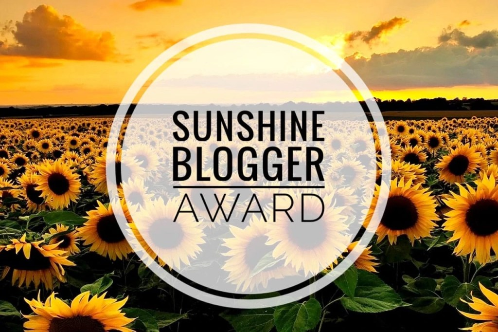 Sunshine-Blogger-Award 2020