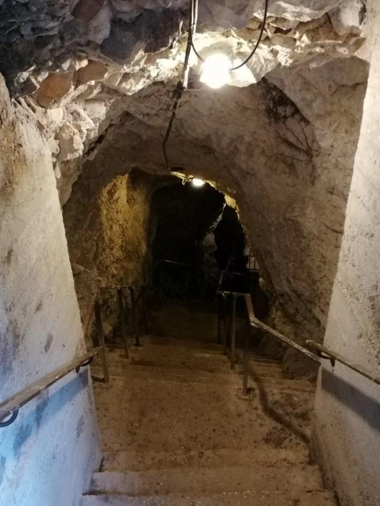 castello di duino bunker
