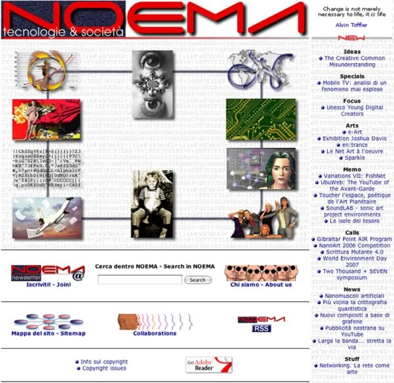NoemaLab_Home_Page