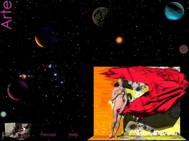La sezione Arte / The Art section