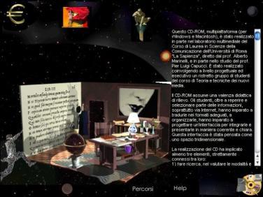 Schermata iniziale / Start screen
