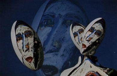 Charles Csuri, Mask of Fear