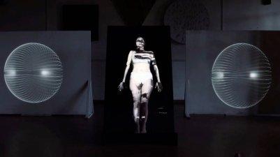 Salvatore Iaconesi, Oriana Persico (I), BodyQuake, 2017