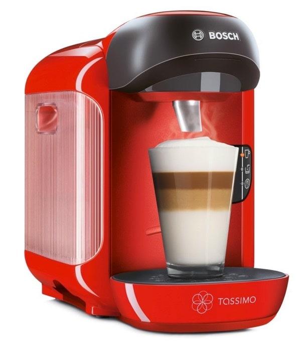 Bosch Tassimo Vivy - Funcionamiento