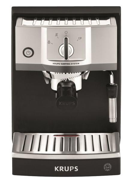 Las mejores cafeteras espresso manuales de 2015: Krups Expert Pro Inox XP5620