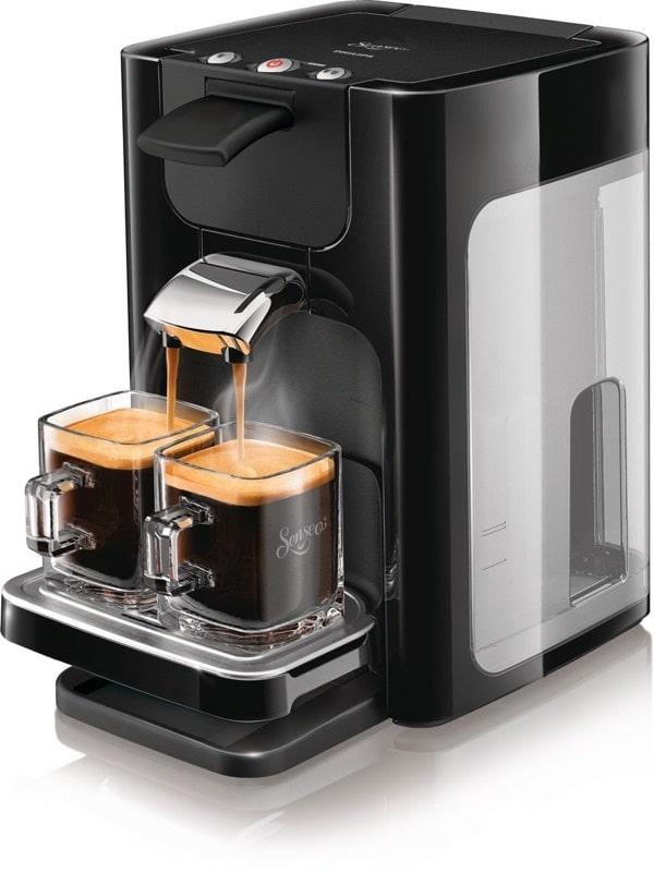 Philips HD7863/60 Senseo Quadrante - Cafetera espresso automática - Opinión y análisis