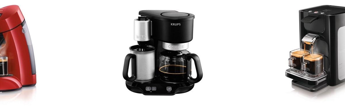 Guía de compra de la mejores máquinas de café – Qué cafetera elegir