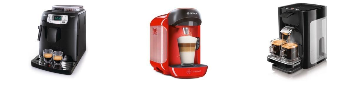 Las mejores cafeteras espresso automáticas y superautomáticas de 2018