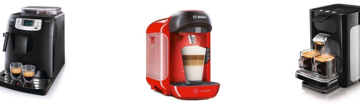 Las 3 mejores cafeteras espresso automáticas de 2015