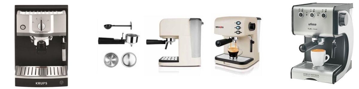 Las 5 mejores cafeteras espresso manuales de 2018